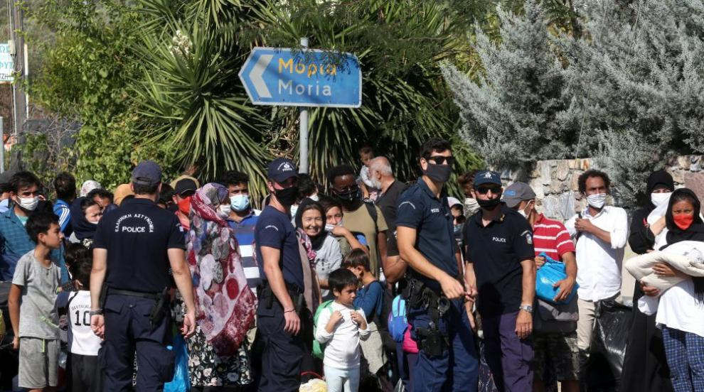 SOLIDARITY: Bulgaria has offered to accept 20 unaccompanied children from the Moria refugee camp...