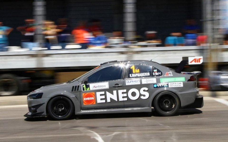 Писта София събира автомобилните фенове на ново трасе