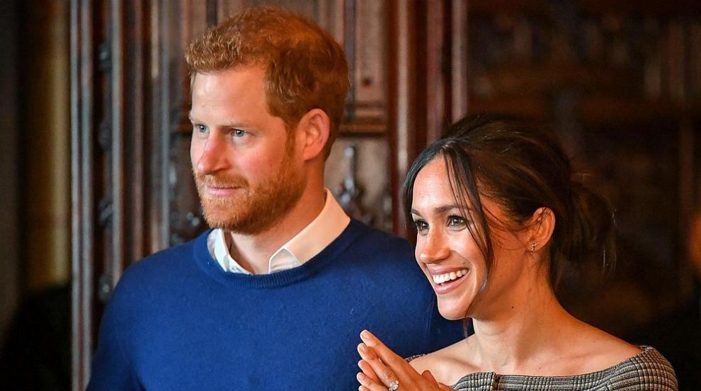 Принц Хари и Меган сключиха споразумение с папараците