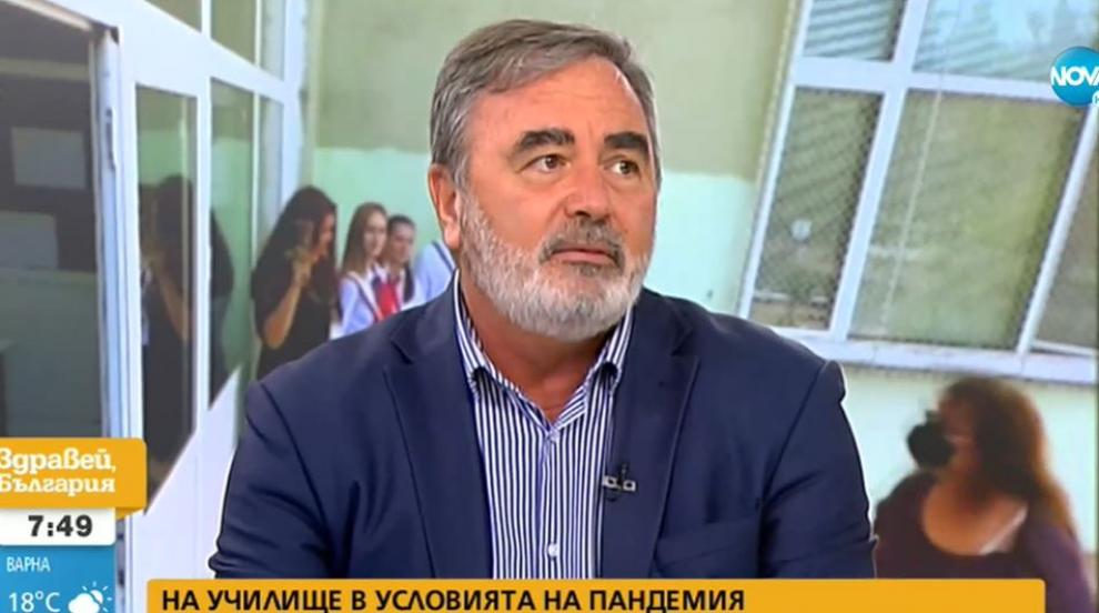Д-р Ангел Кунчев: Плаши ме нивото на разпространение...