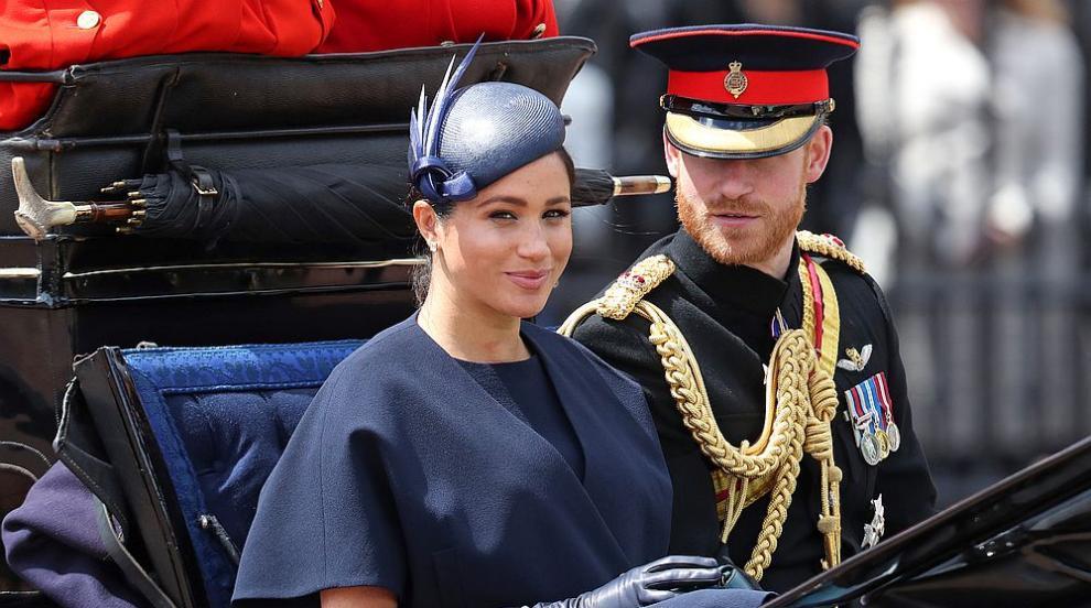 Хари и Меган почетоха британска традиция по собствен...
