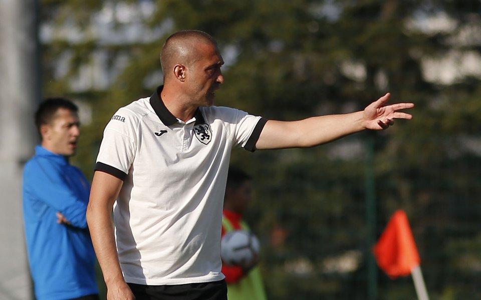 Йордан Петков обяви избраниците си за тристранния турнир в Северна Македония