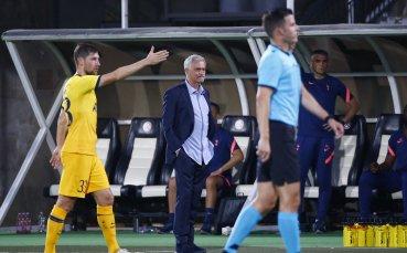 Моуриньо: Респект към Локомотив!