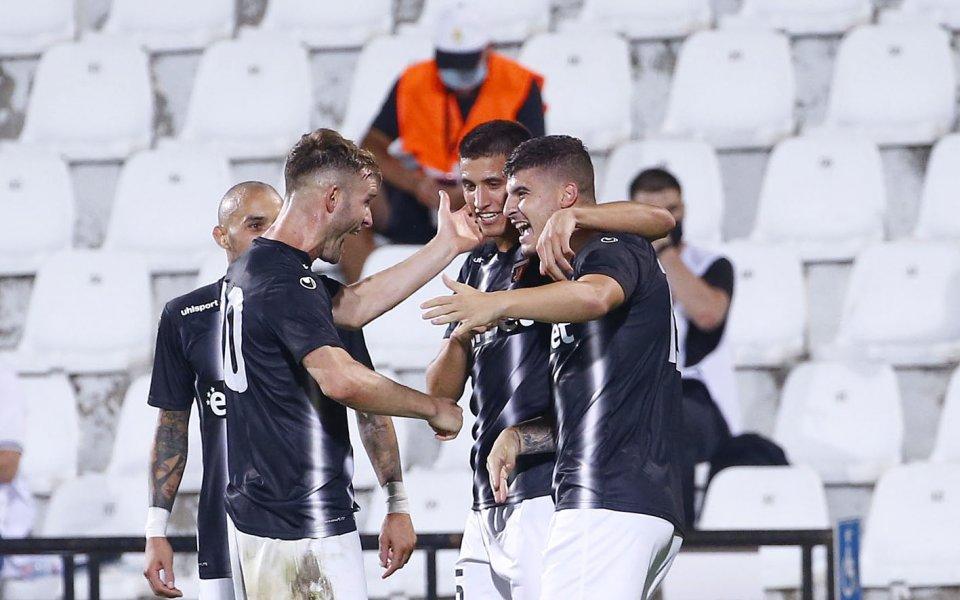 Локомотив Пловдив не е съгласен мачът с ЦСКА да бъде