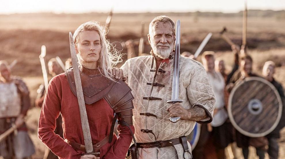 Викингите не са били само руси и синеоки (СНИМКИ)