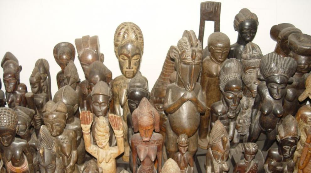 Артефактите от колекцията на Божков вероятно са над...