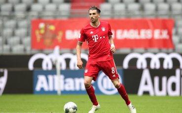Атлетик Билбао взима халф от Байерн Мюнхен