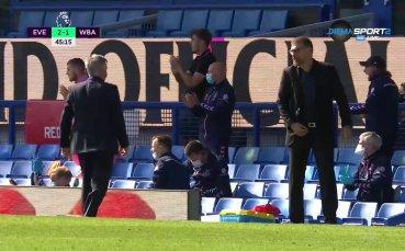 Пълен обрат за Евертън, Хамес с първи гол в Англия