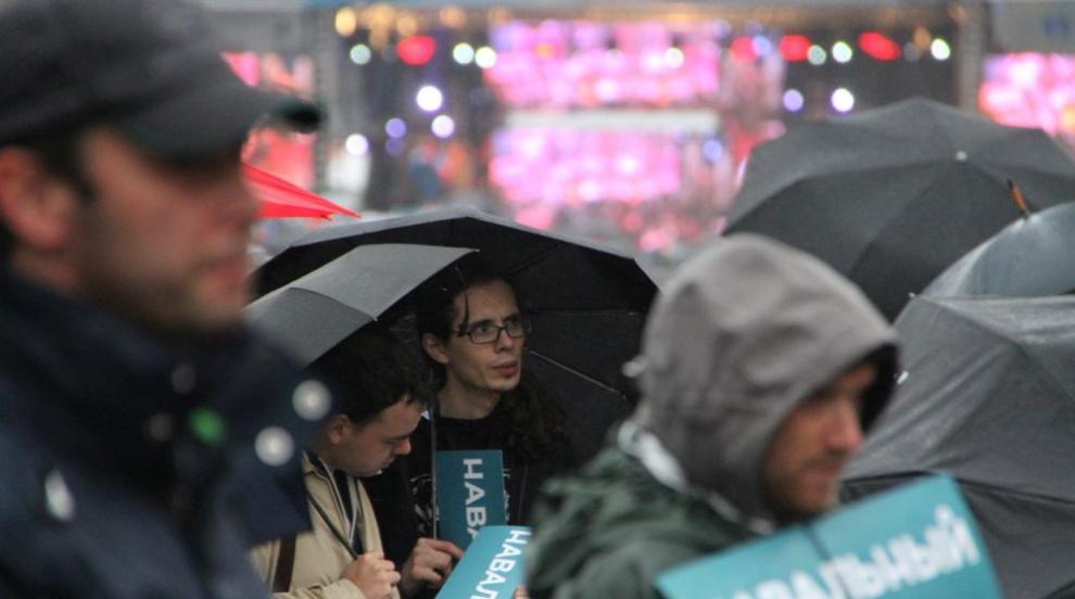 Руският съд зачеркна партията на Навални