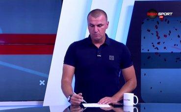 Боби Цонев отвя всички при халфовете за кръга