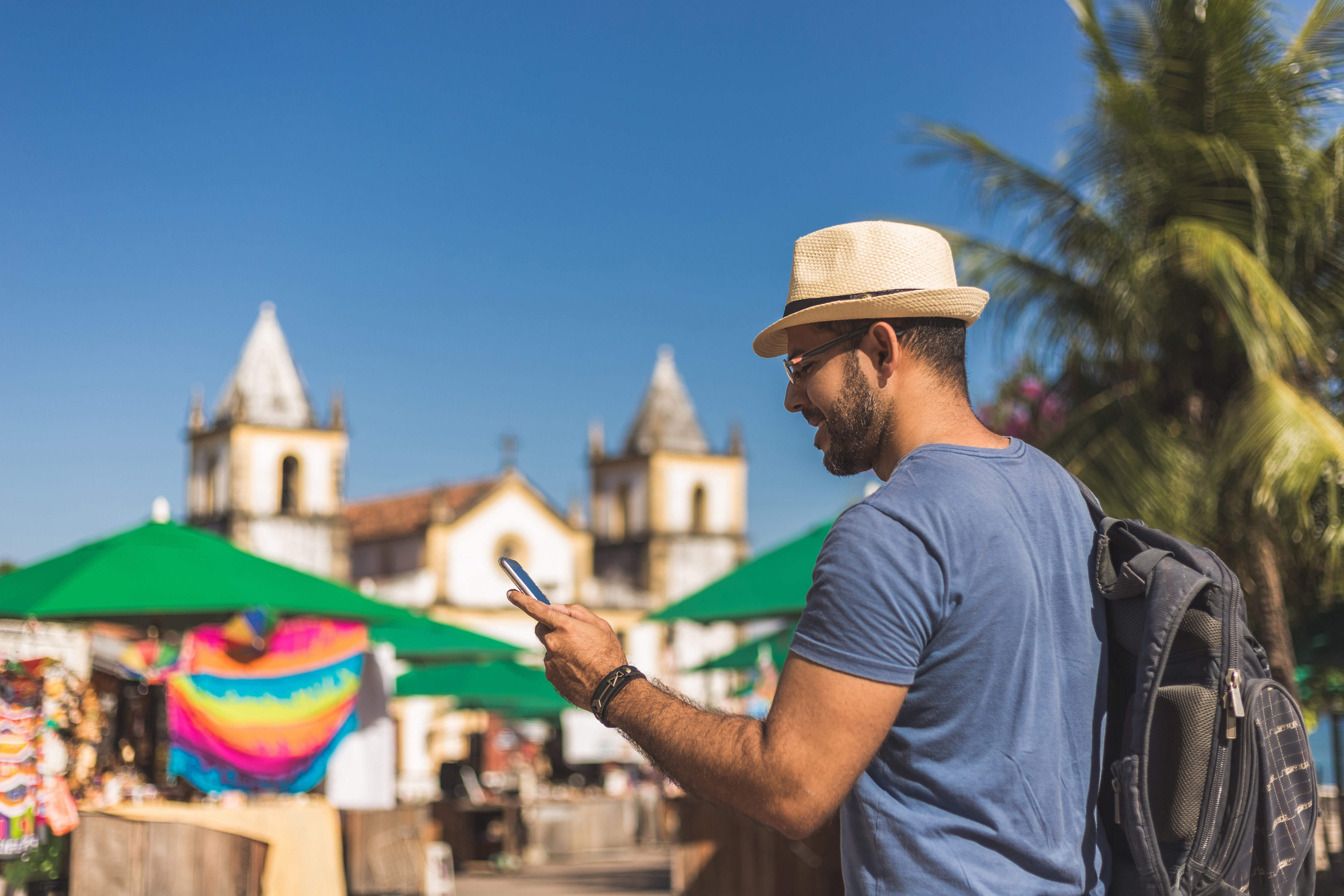 <p>14. Бразилия<br /> Ако не искате да се разхождате с раницата си, докато сте в Бразилия, можете да намерите най-близкото шкафче на автогарата, за да я приберете на сигурно през деня. Просто облечете банския си и отидете на плаж, свободни като птица.</p>