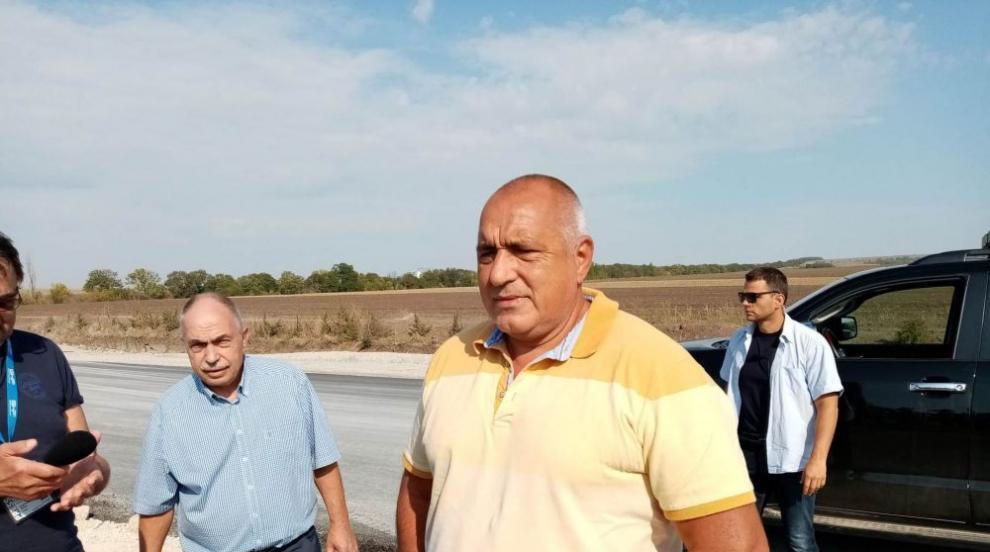 Борисов към Радев: Ти си партиен лидер, какво ще си...
