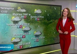 Прогноза за времето (24.09.2020 - сутрешна)