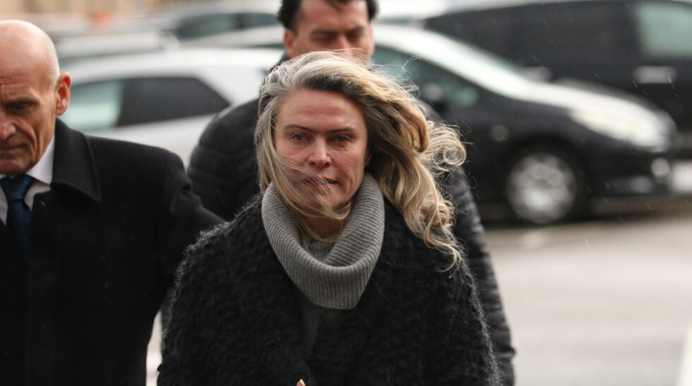 Повдигат ново обвинение на съпругата на Васил Божков