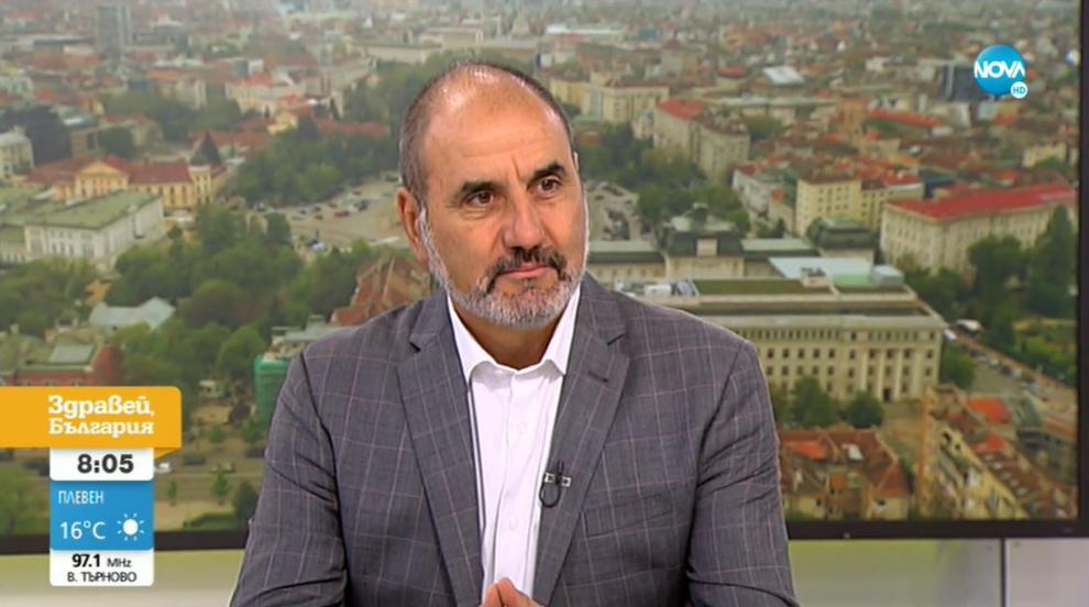 Цветанов се отрече от коалиция с ГЕРБ след вота