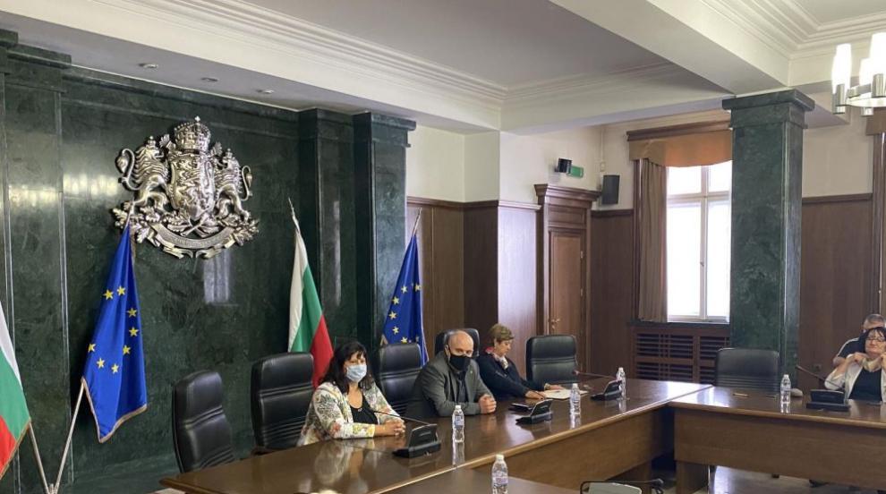 Гешев на съвещание с магистрати от Софийска градска...
