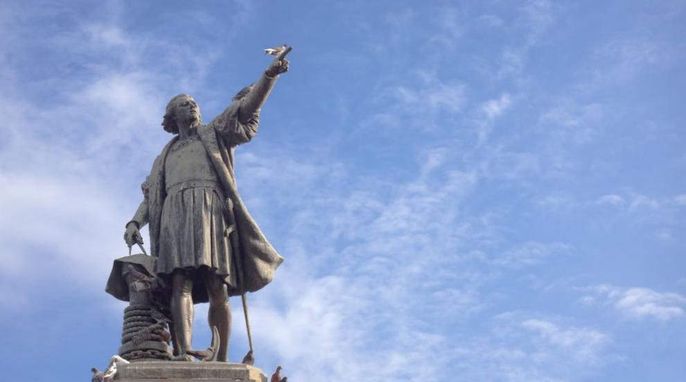 33 паметника на Колумб бутнати в САЩ от началото на протестите