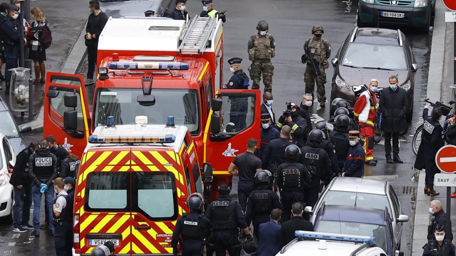 """Атаката край """"Шарли Ебдо"""" е терористичен акт"""