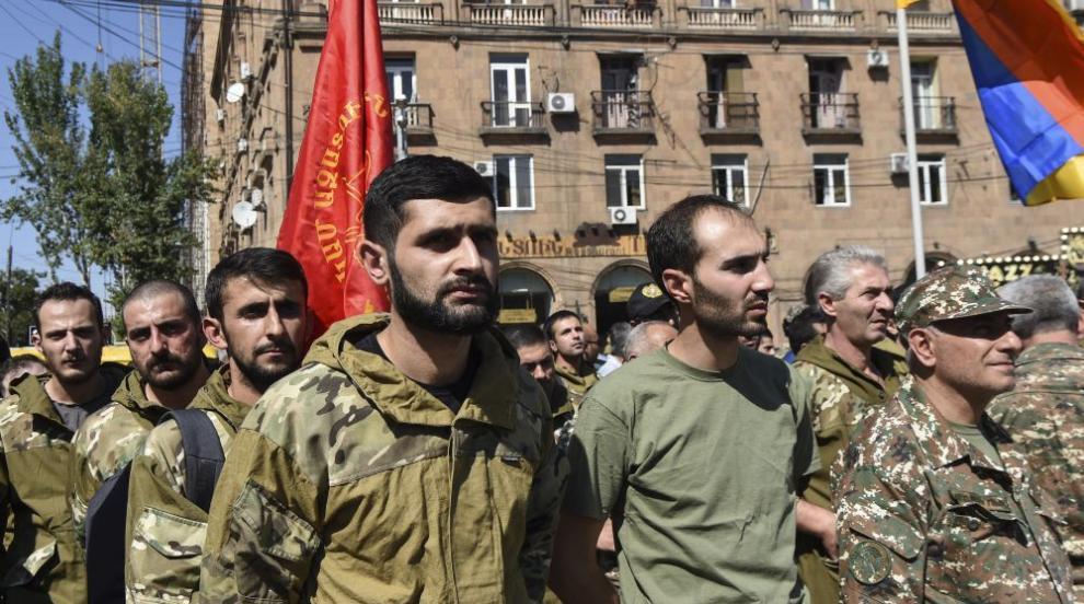 Азербайджан мобилизира армията си заради Нагорни Карабах