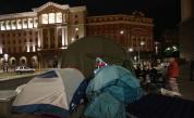 Протест в София срещу властта за 82-а вечер