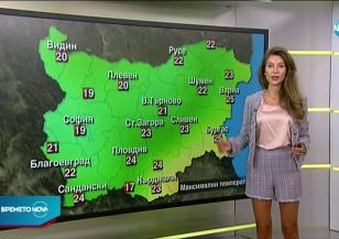 Прогноза за времето (29.09.2020 - сутрешна)