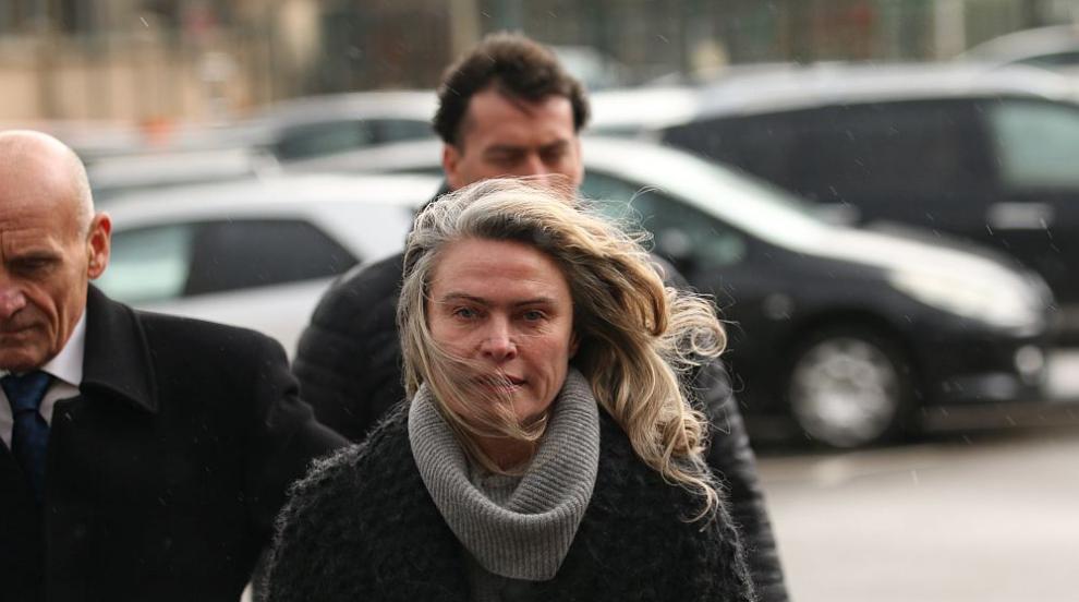 750 000 лева парична гаранция за жената до Васил Божков