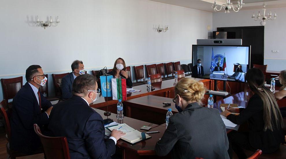 СЗО с висока оценка към България за справянето с...