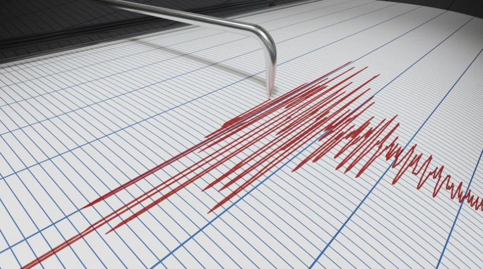 Силно земетресение край бреговете на Анталия
