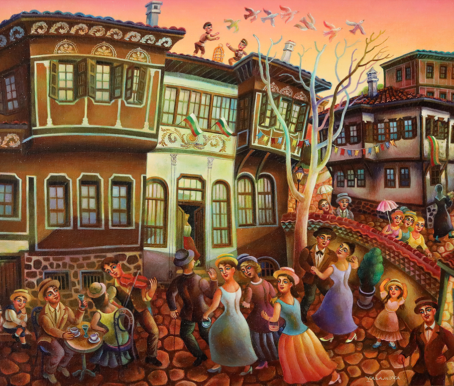 <p>Празник в Пловдив</p>