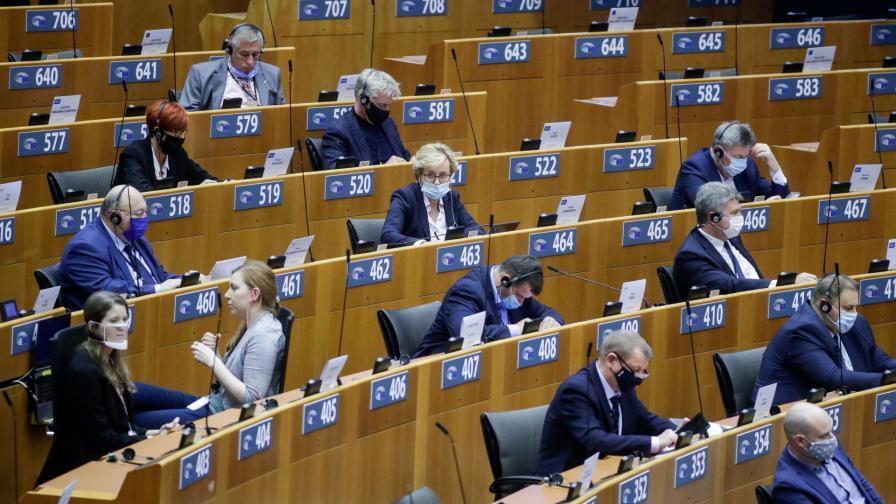 <p>На извънредно заседание ще гласуват Бюджет 2021&nbsp;&nbsp;</p>