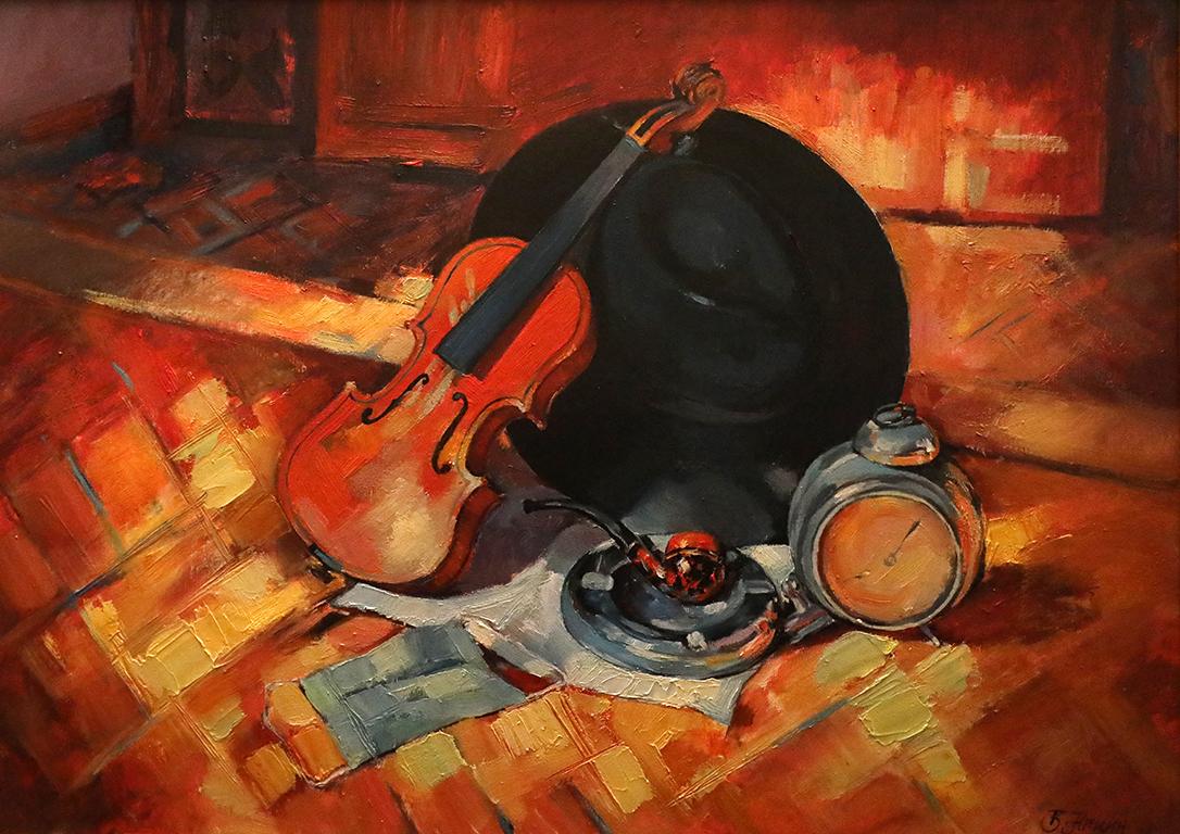 <p>Веселин Нацин - Игра на светлината 4</p>