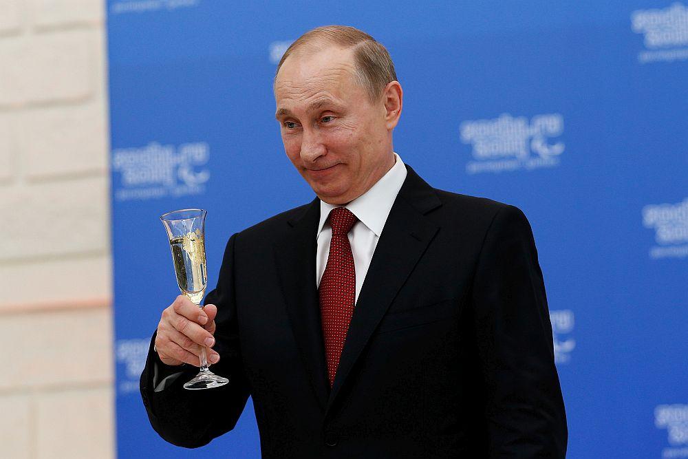 На 7 октомври руският президент Владимир Путин навършва 69 години.