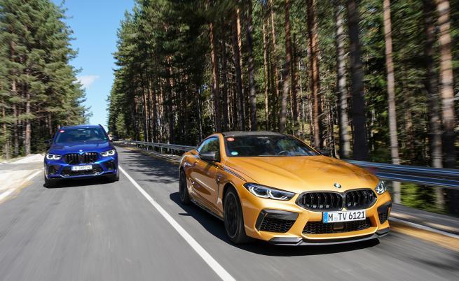 """Обяздваме 2385 """"коня"""" от М-гамата на BMW (тест драйв)"""