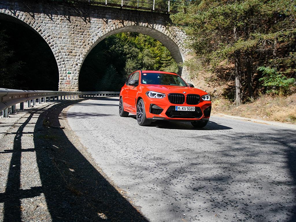 <p>X4 M Competiton/BMW M Drive Tour галерия</p>