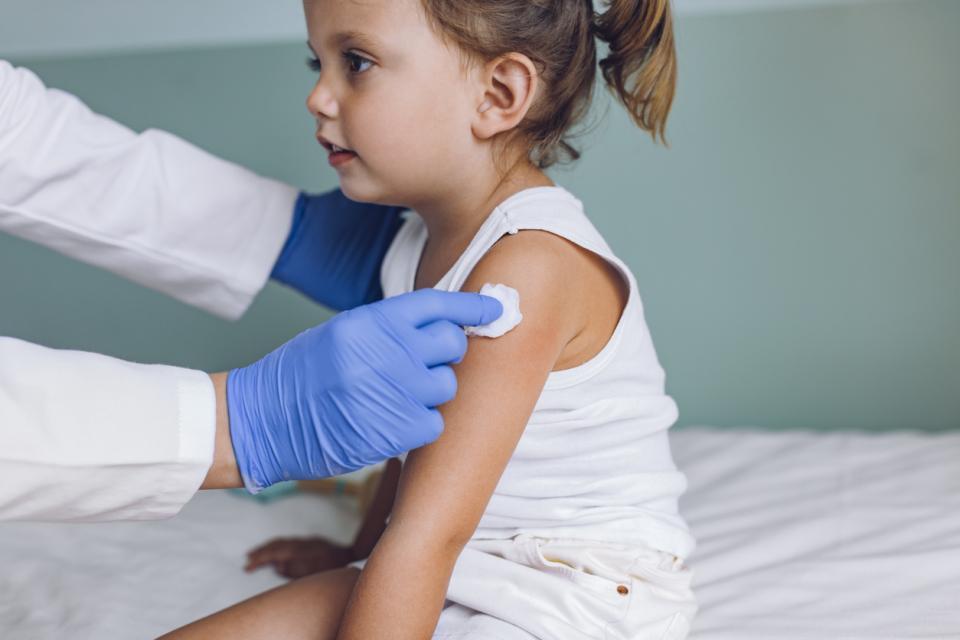 ваксина грип