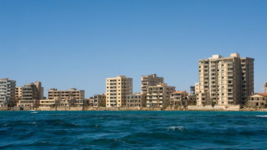 <p>Нова провокация на Турция? Отвориха призрачния град в&nbsp;Кипър</p>