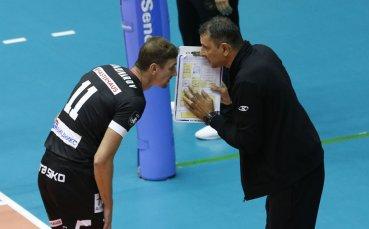 Николай Желязков: Ние държим силните карти, ще заиграем още по-добър волейбол