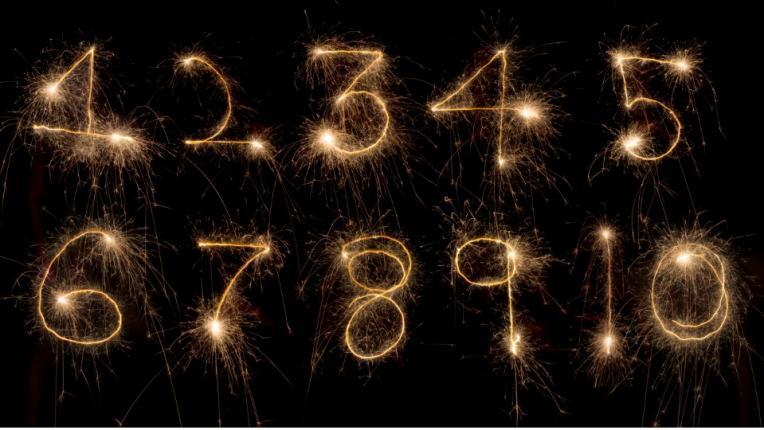 Тайното значение на ангелските числа, които виждаме случайно