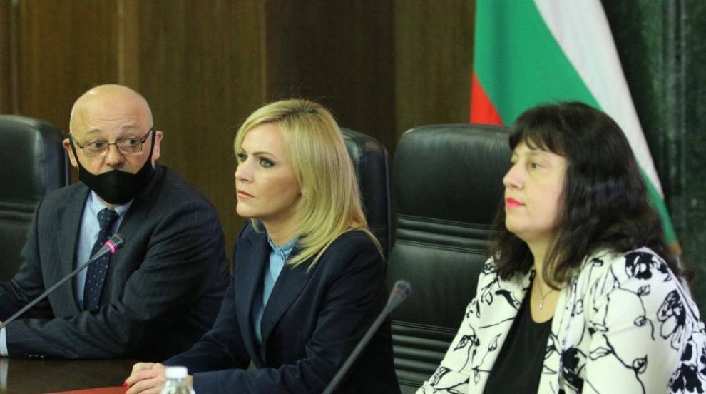 Прокуратурата представи предложенията за промени в...