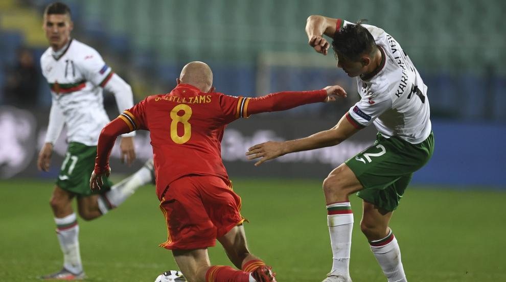 България падна от Уелс заради гол в самия край на мача