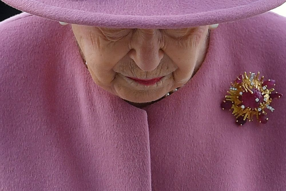 Британската кралица Елизабет Втора