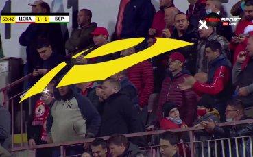 Вальо Антов побърза да върне червените в срещата