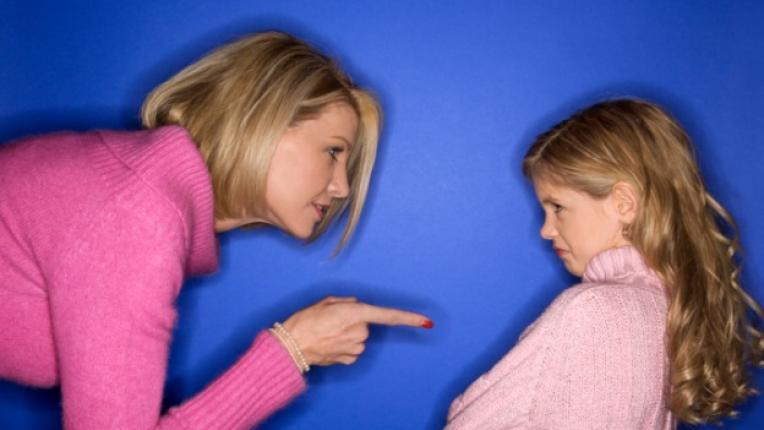 родители деца скандал караница