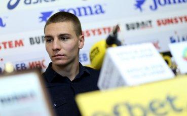 Антов: Всеки мач в Европа е бонус за нас, трябва да подобрим представянето в efbet Лига