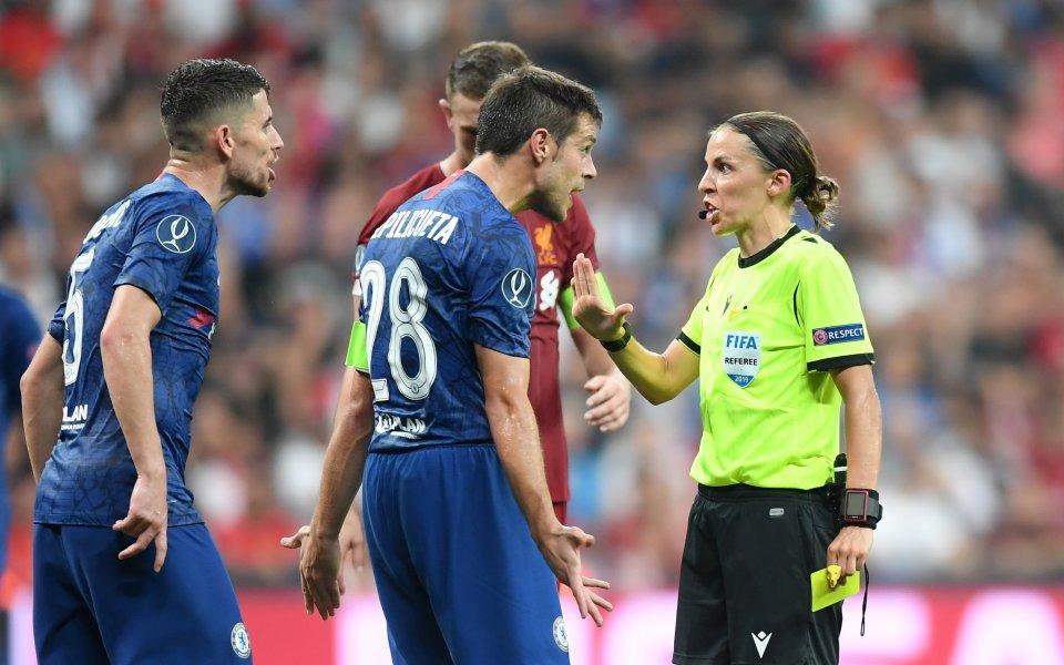 Французойка пише история, този път в Лига Европа