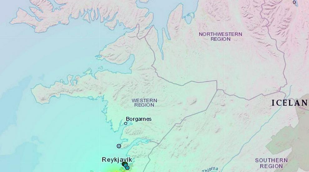 Силно земетресение в Исландия спря заседание на...