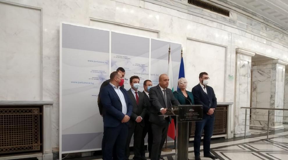 От БСП изненадани от отцепването на Чавдар Велинов