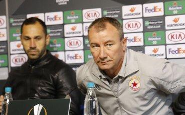 Белчев: Дано утре сме на нивото на феновете