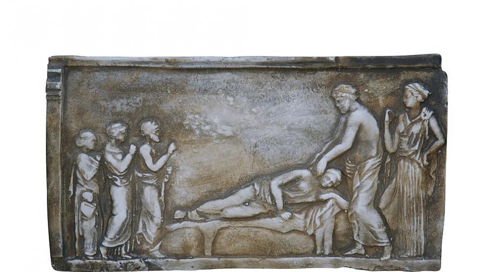 Как са лекували рака в Древна Гърция