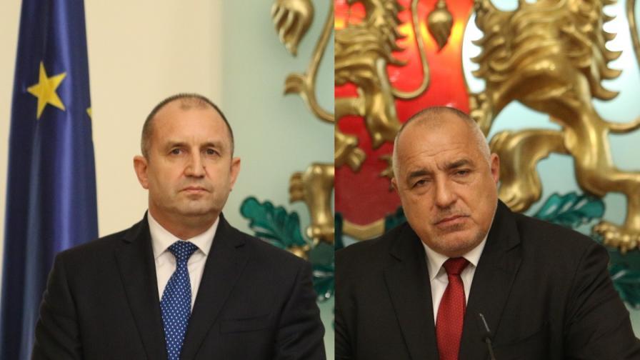 """Нов скандал между Радев и Борисов - """"мутри"""" и """"Трите морета"""""""